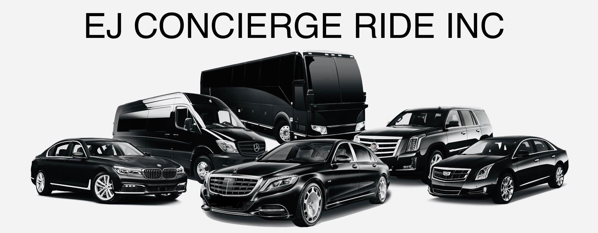 EJ Concierge Ride Inc